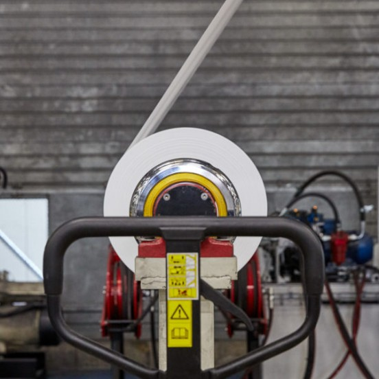bobine plastique thermoformé