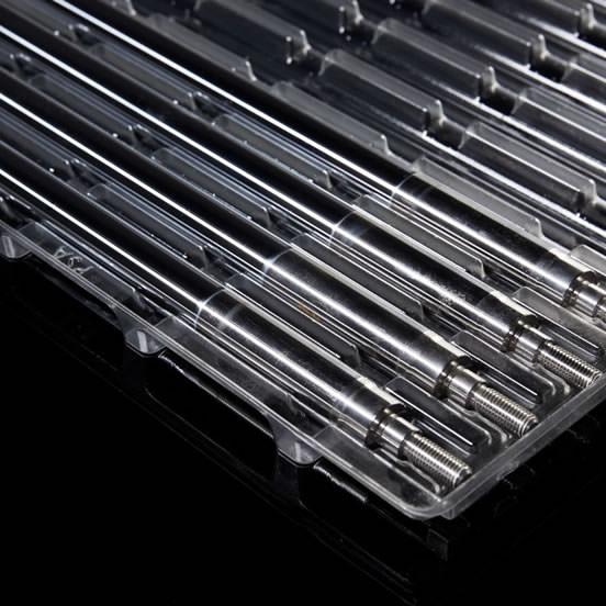 calage protection plastique thermoformé