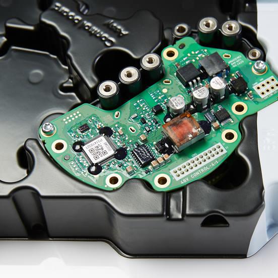 plateau thermoformage pour manutention automatique