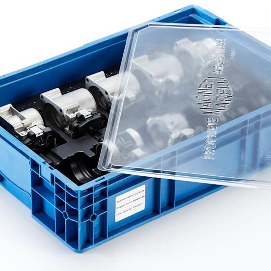 plateau thermoformage pour manutention manuelle